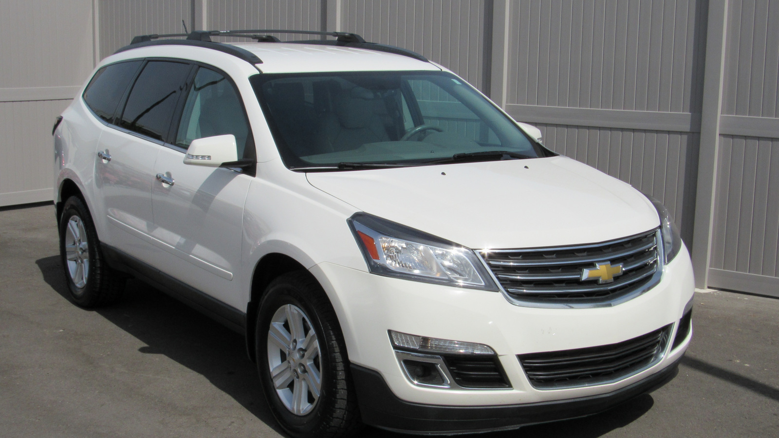Pre-Owned 2014 Chevrolet Traverse AWD 4dr LT w/2LT