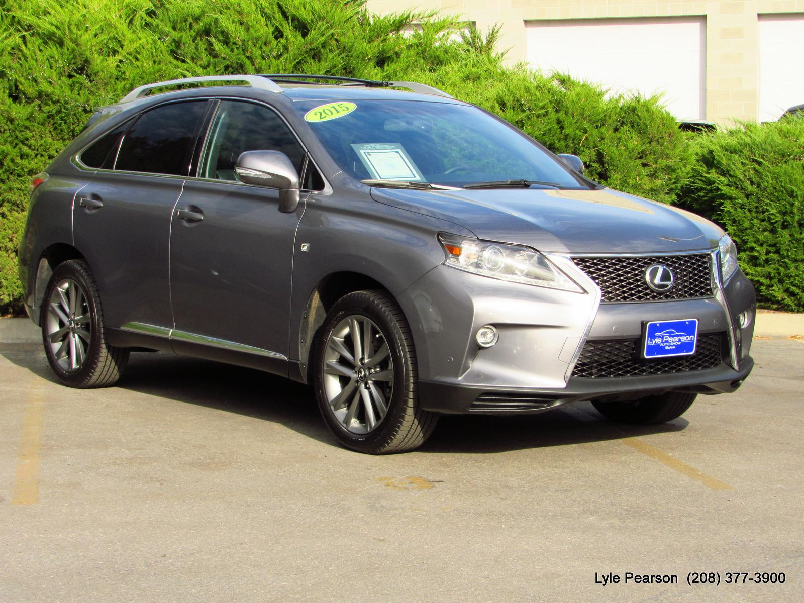 Pre-Owned 2015 Lexus RX 350 AWD 4dr