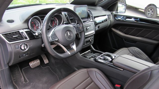Pre-Owned 2016 Mercedes-Benz GLE GLE 63 AMG®