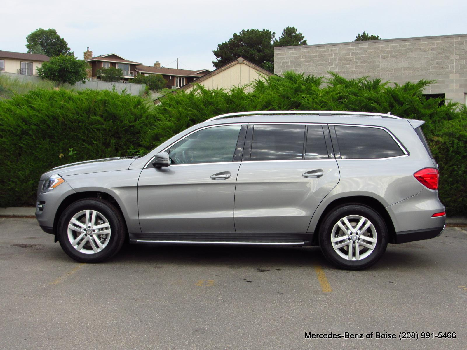 Pre-Owned 2015 Mercedes-Benz GL-Class 4MATIC 4dr GL 450