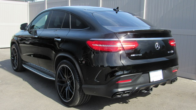 Pre-Owned 2017 Mercedes-Benz GLE GLE 63 AMG®