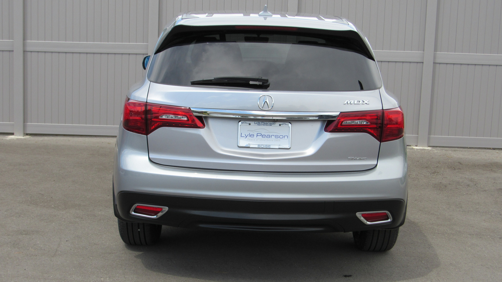 Pre-Owned 2016 Acura MDX SH-AWD 4dr
