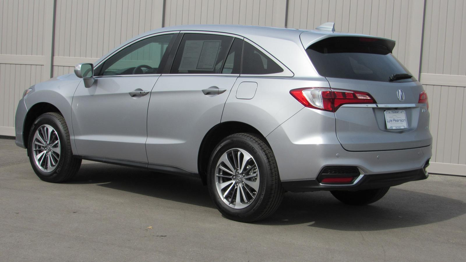 Pre-Owned 2018 Acura RDX AWD w/Advance Pkg