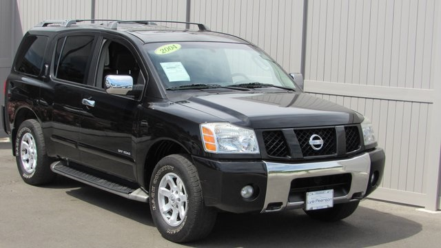 Pre-Owned 2004 Nissan Armada SE