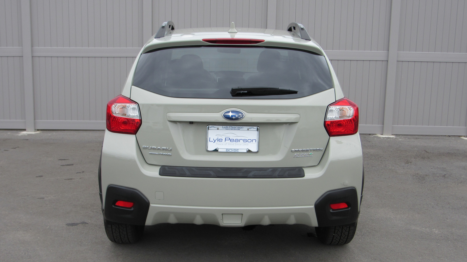Pre-Owned 2016 Subaru Crosstrek 5dr CVT 2.0i Limited