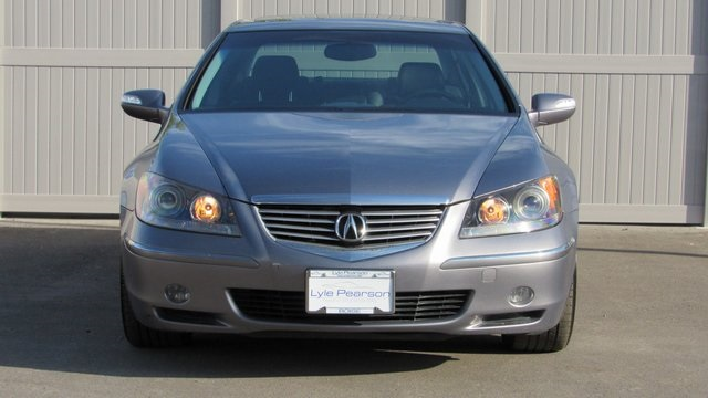 Pre-Owned 2007 Acura RL 3.5