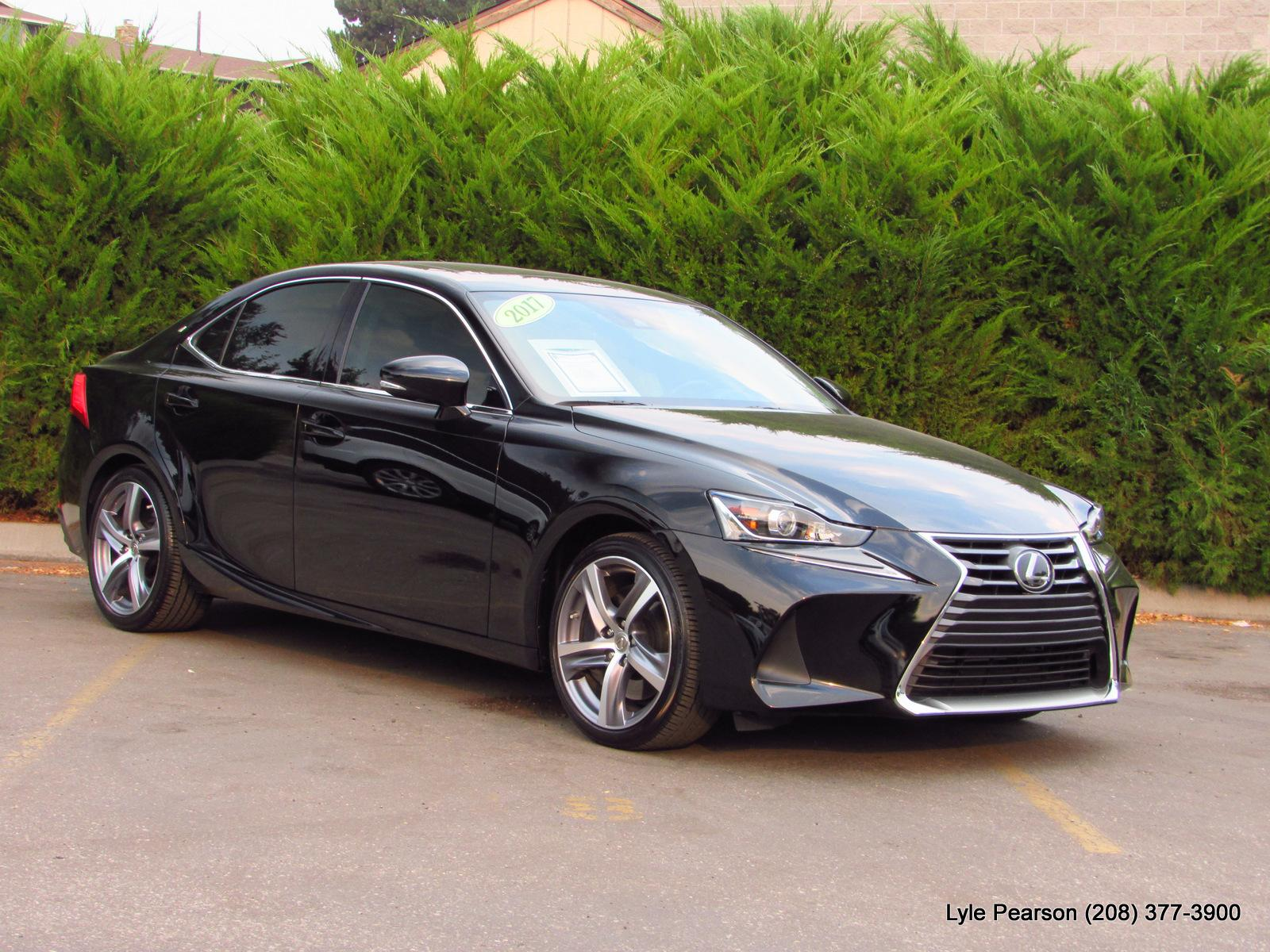 Pre-Owned 2017 Lexus IS IS 300 AWD