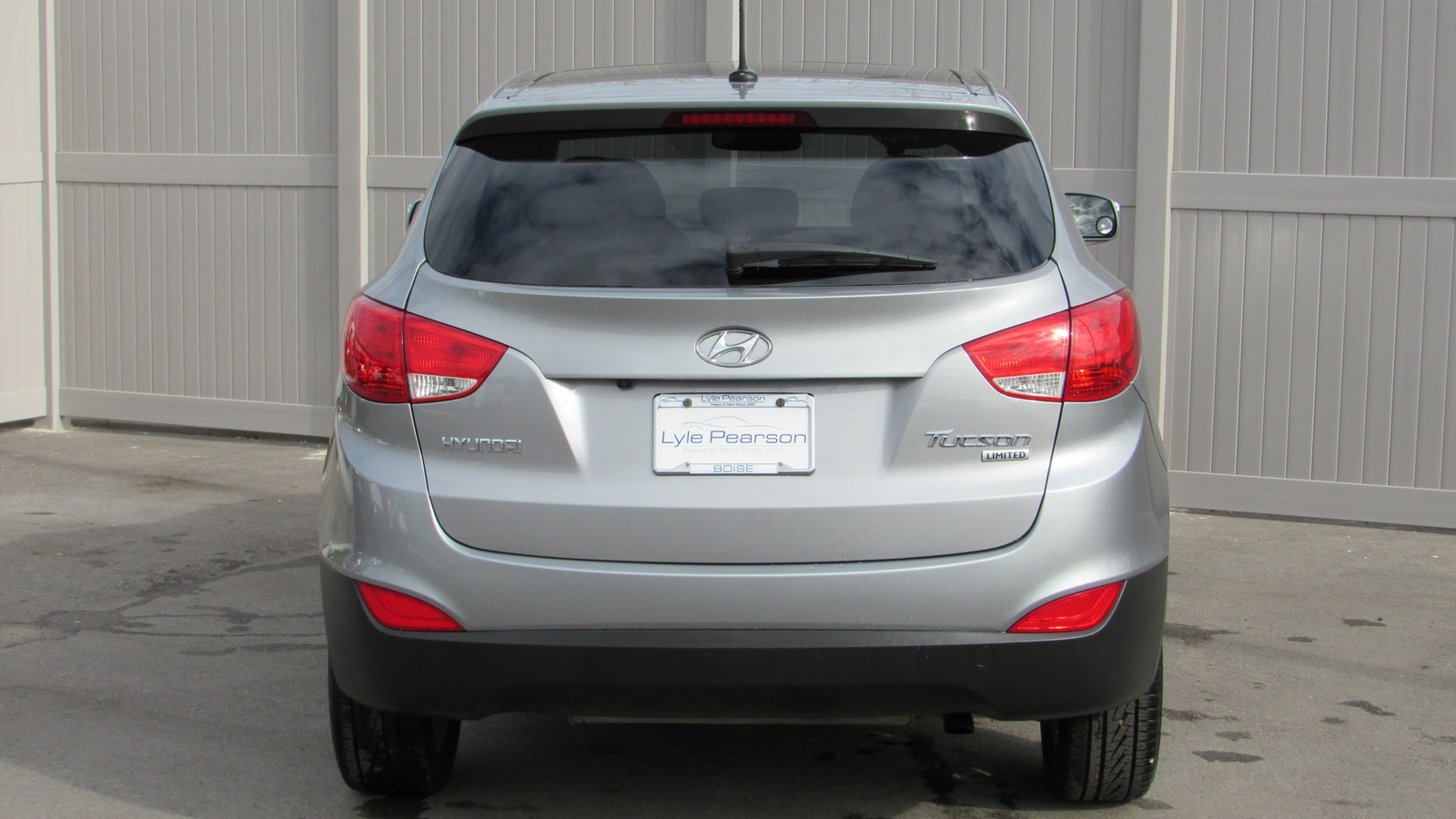 Pre-Owned 2013 Hyundai Tucson FWD 4dr Auto Limited
