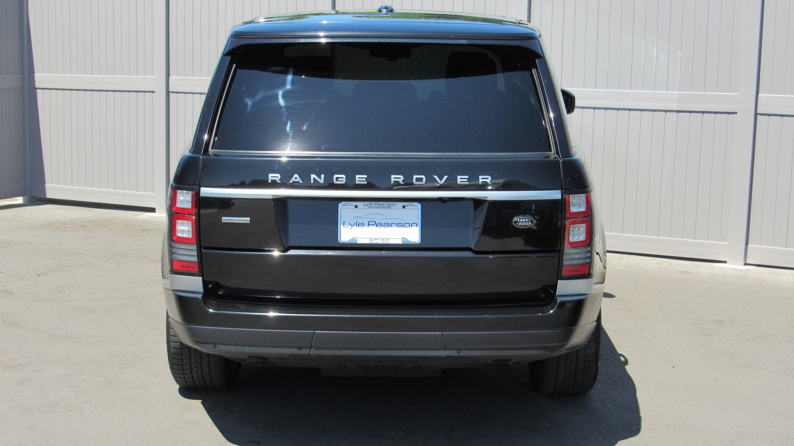 Pre-Owned 2014 Land Rover Range Rover 4WD 4dr Supercharged
