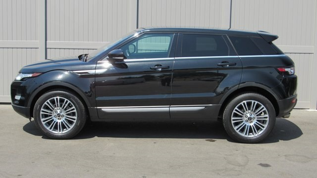 Pre-Owned 2012 Land Rover Range Rover Evoque Pure Plus