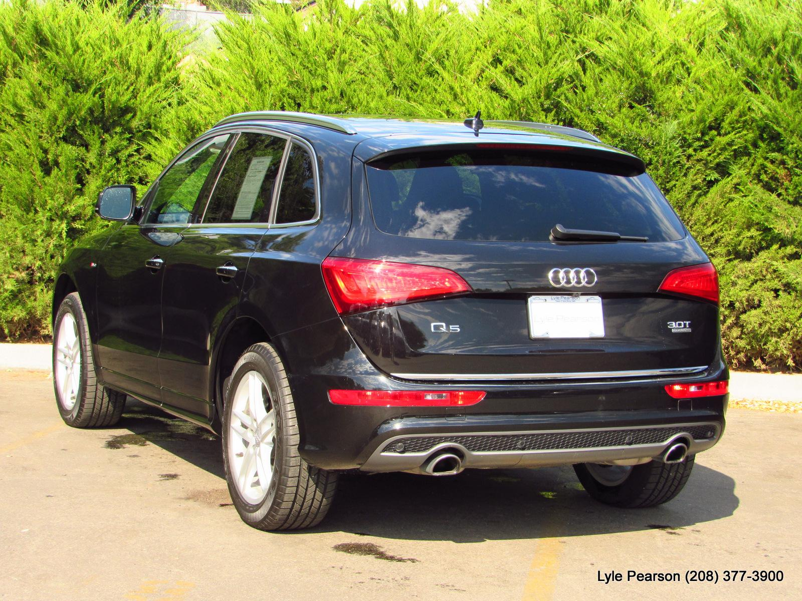 Pre-Owned 2017 Audi Q5 3.0 TFSI Premium Plus