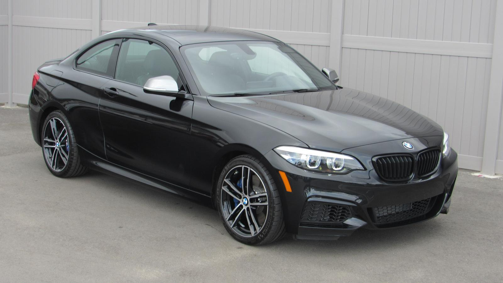 Pre-Owned 2018 BMW 2 Series M240i Coupe