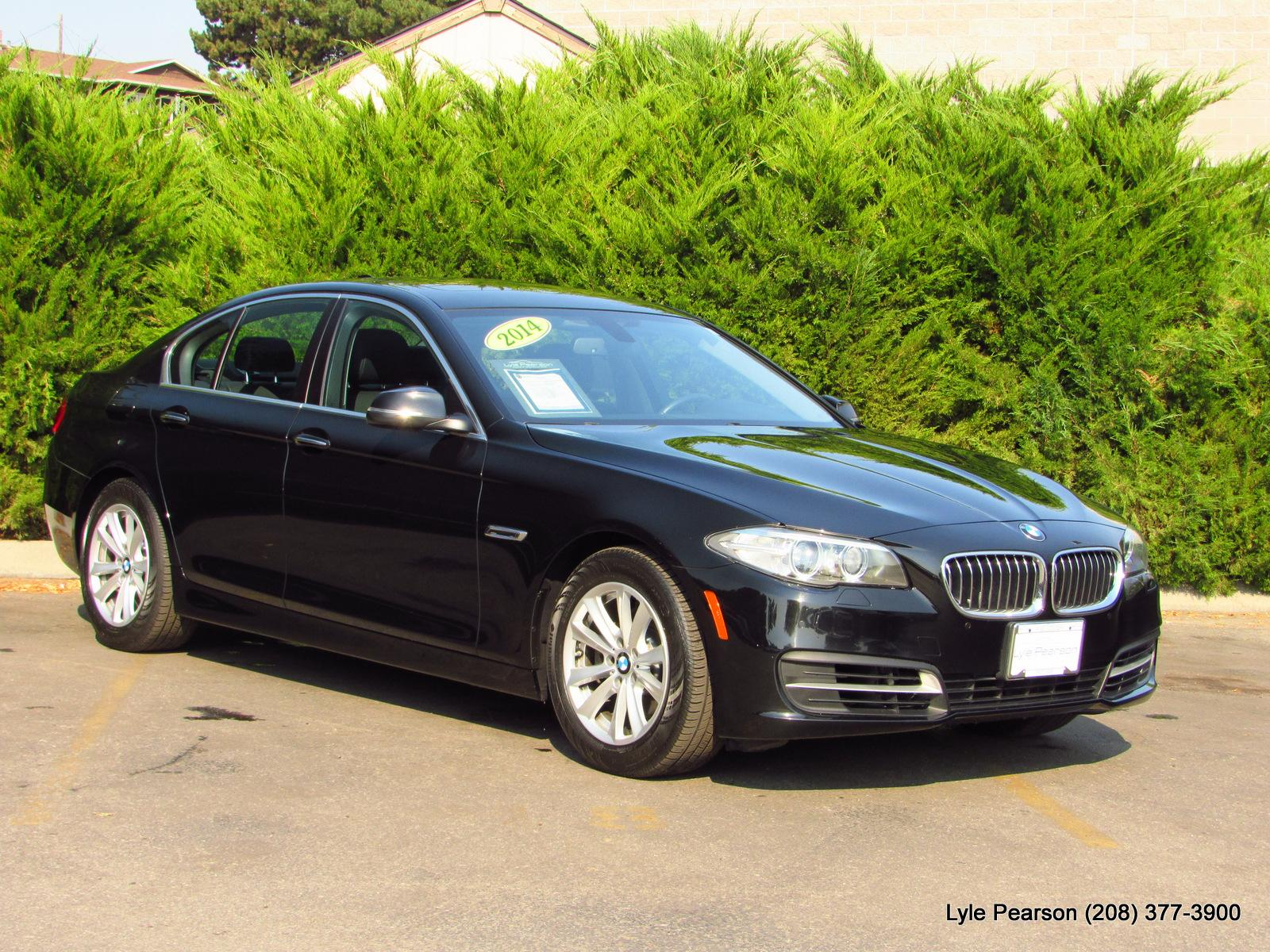 Pre-Owned 2014 BMW 5 Series 4dr Sdn 528i RWD