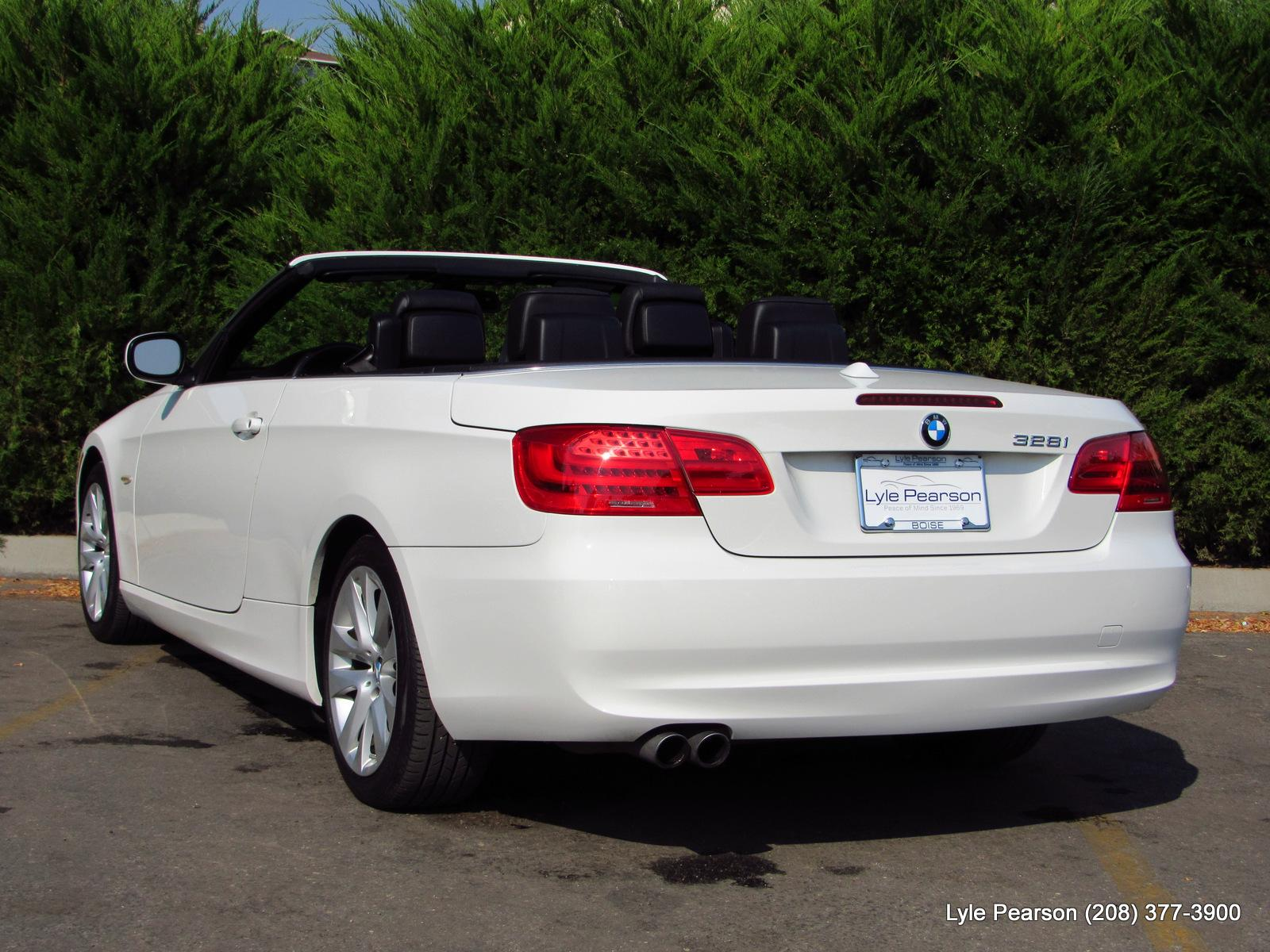 Pre-Owned 2013 BMW 3 Series 2dr Conv 328i SULEV