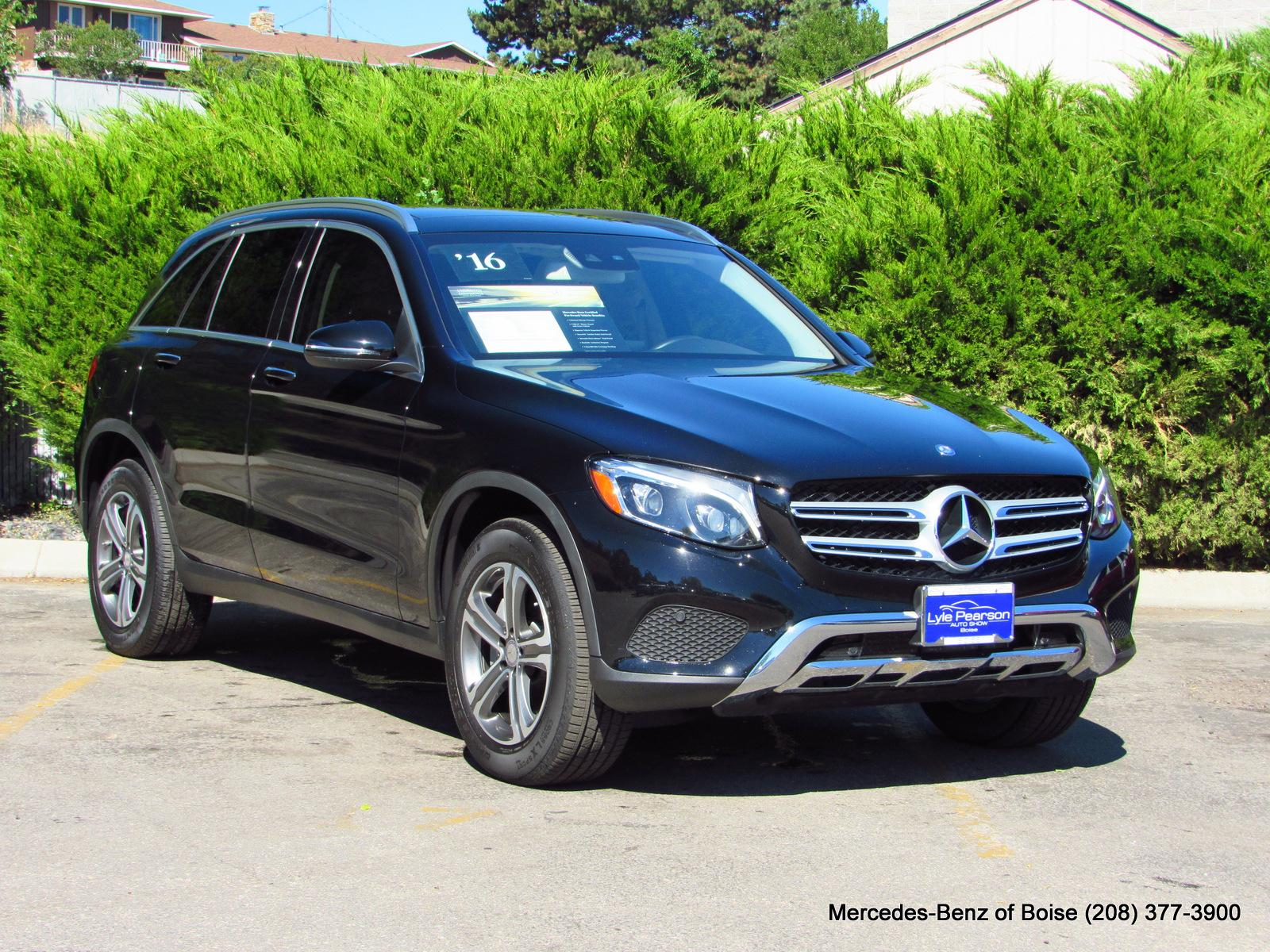 Pre-Owned 2016 Mercedes-Benz GLC 4MATIC 4dr GLC 300