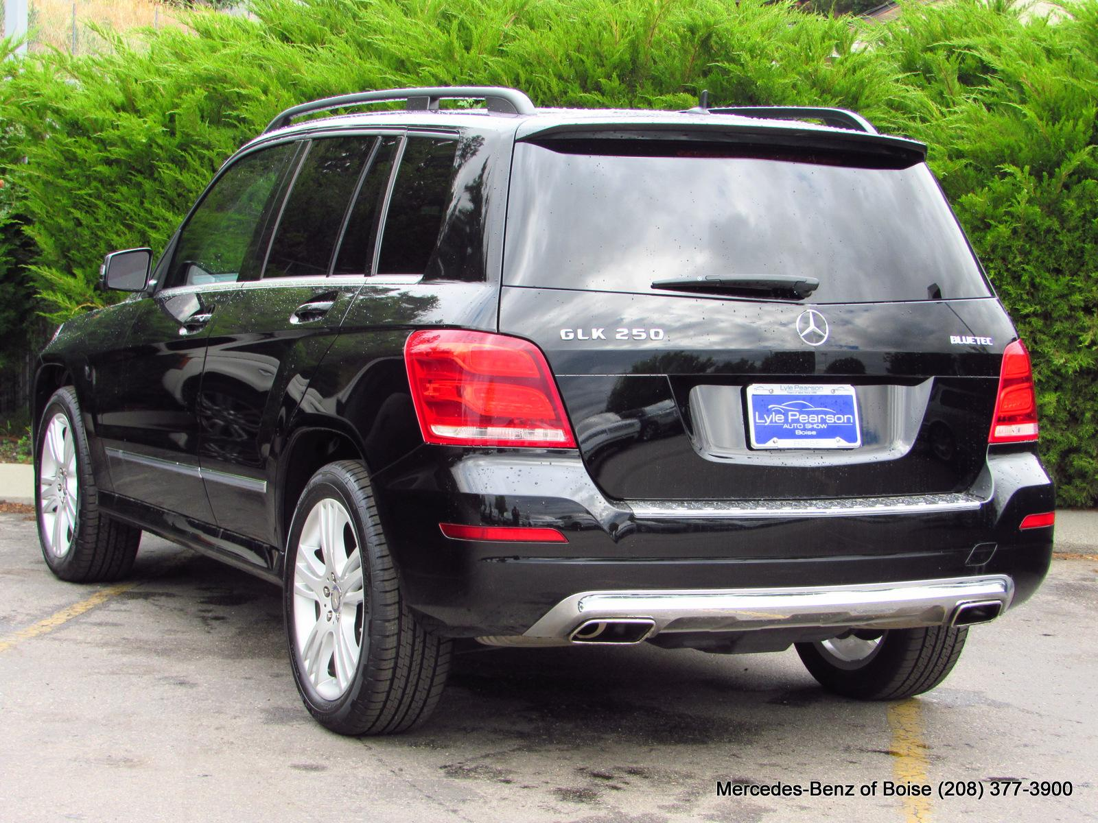 Pre-Owned 2014 Mercedes-Benz GLK 4MATIC 4dr GLK 250 BlueTEC