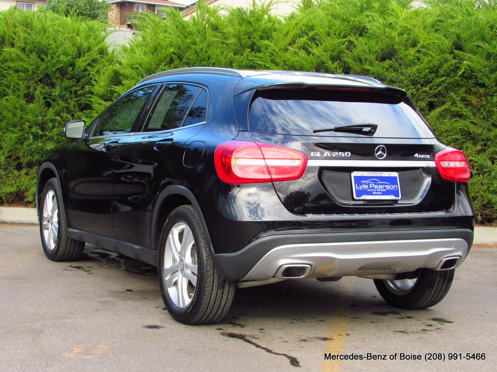 Pre-Owned 2015 Mercedes-Benz GLA 4MATIC 4dr GLA 250