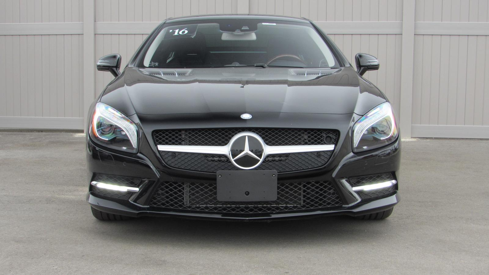 Pre-Owned 2016 Mercedes-Benz SL 2dr Roadster SL 400