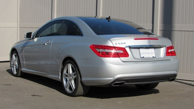 Pre-Owned 2013 Mercedes-Benz E-Class E 550