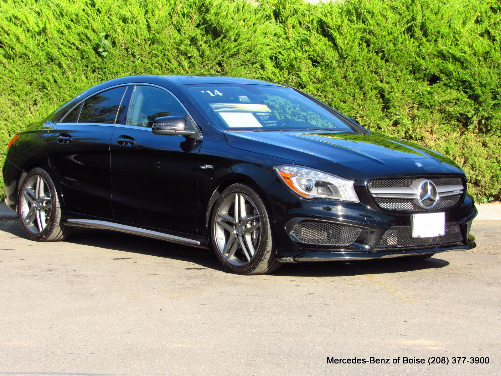 Pre-Owned 2014 Mercedes-Benz CLA CLA45 AMG®