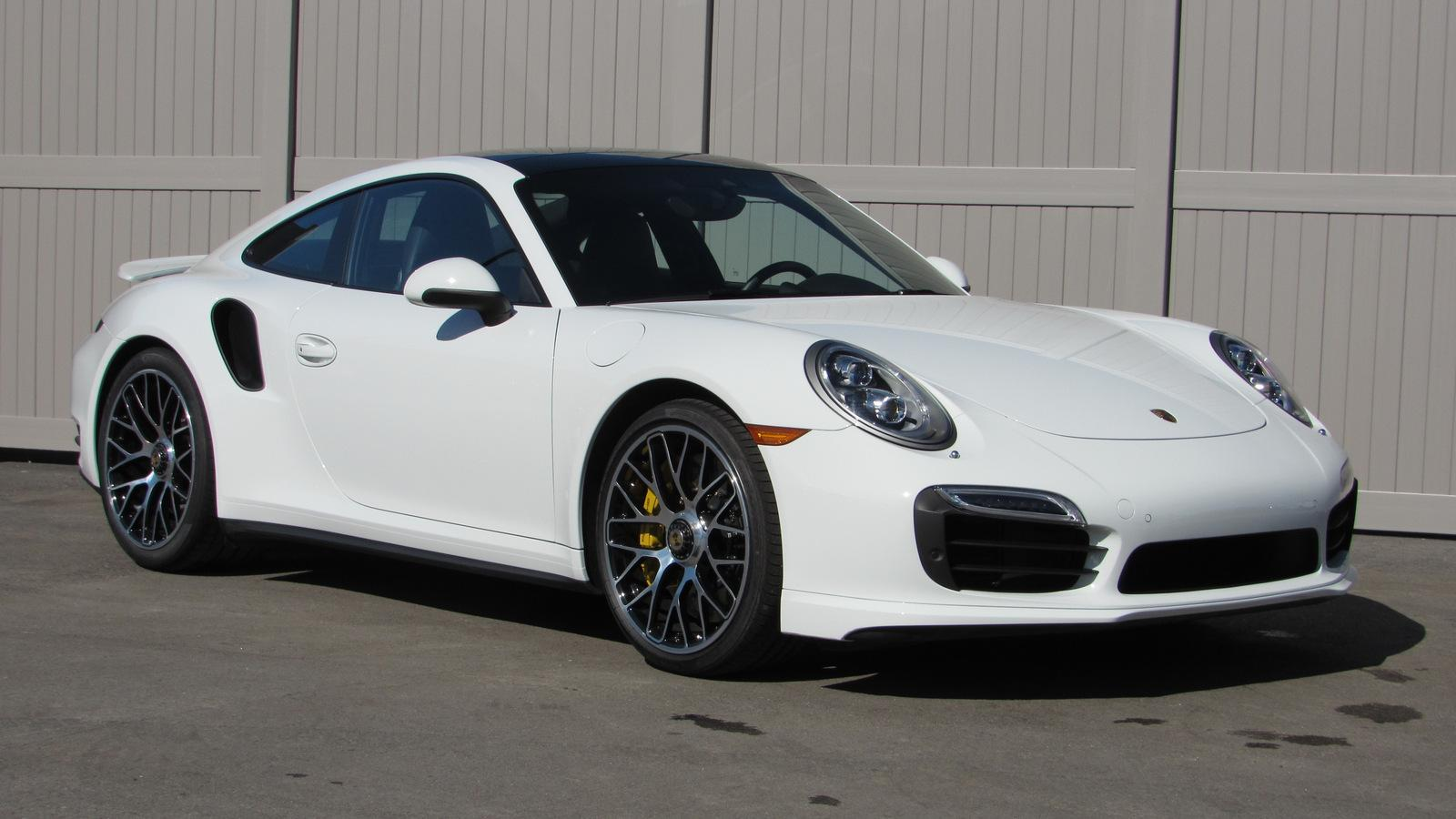 Certified Pre-Owned 2016 Porsche 911 2dr Cpe Turbo S