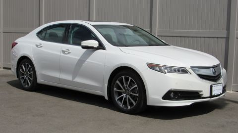 Pre-Owned 2016 Acura TLX 4dr Sdn SH-AWD V6 Advance