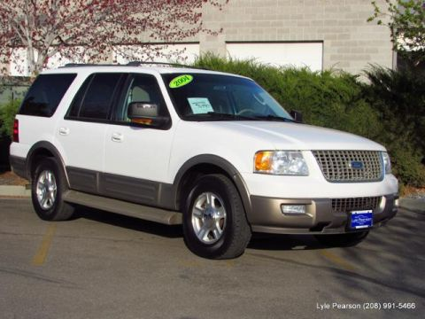Pre-Owned 2004 Ford Expedition 5.4L Eddie Bauer