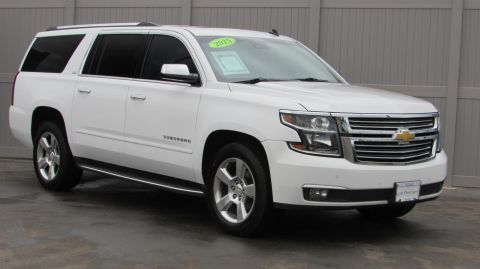 Pre-Owned 2015 Chevrolet Suburban 4WD 4dr LTZ