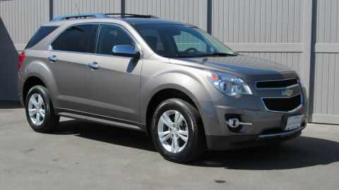 Pre-Owned 2011 Chevrolet Equinox AWD 4dr LTZ