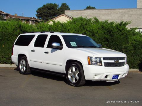 Pre-Owned 2007 Chevrolet Suburban 2WD 4dr 1500 LTZ