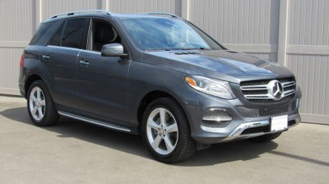 Pre-Owned 2016 Mercedes-Benz GLE 4MATIC® 4dr GLE 350