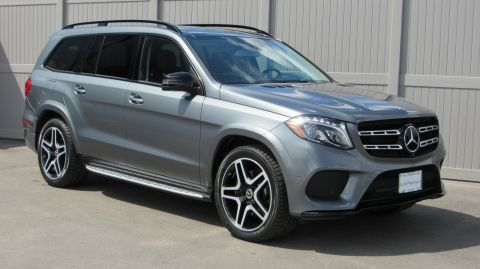 Pre-Owned 2018 Mercedes-Benz GLS GLS 550 4MATIC® SUV