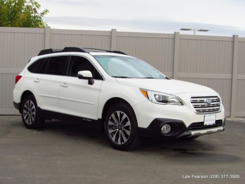 Pre-Owned 2016 Subaru Outback 4dr Wgn 2.5i Limited