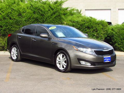 Pre-Owned 2013 Kia Optima 4dr Sdn EX