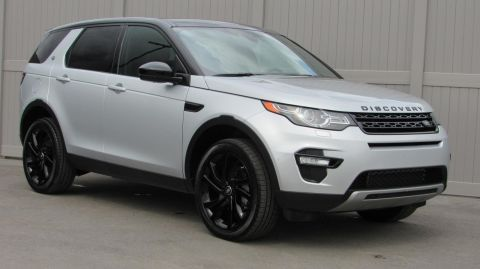 Pre-Owned 2015 Land Rover Discovery Sport AWD 4dr HSE LUX
