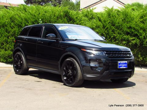 Pre-Owned 2015 Land Rover Range Rover Evoque 5dr HB Dynamic