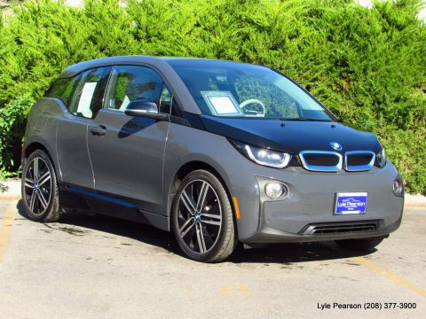Pre-Owned 2015 BMW i3 4dr HB