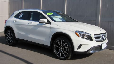Pre-Owned 2017 Mercedes-Benz GLA GLA 250 4MATIC® SUV