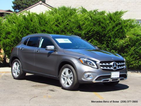Pre-Owned 2018 Mercedes-Benz GLA GLA 250 4MATIC® SUV