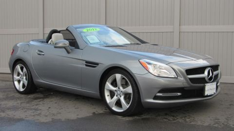 Pre-Owned 2012 Mercedes-Benz SLK 2dr Roadster SLK 350