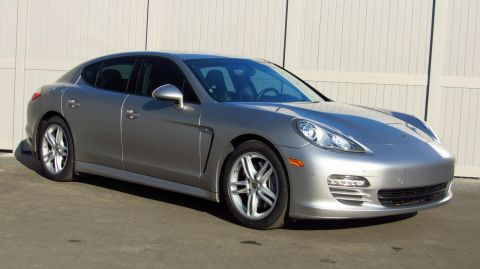 Pre-Owned 2011 Porsche Panamera 4dr HB 4