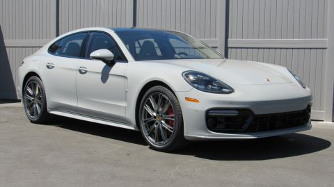 Certified Pre-Owned 2018 Porsche Panamera Turbo AWD